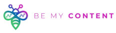 be my content logo horizontal